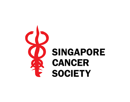 Singapore Cancer Society Logo