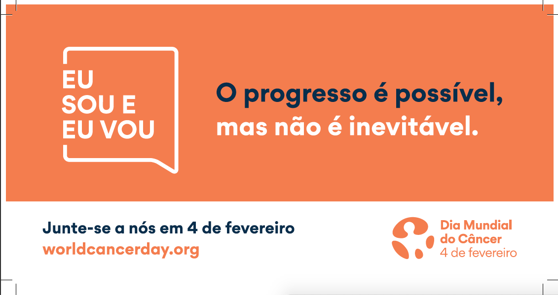 World Cancer Day Outdoor Banner BR PTG