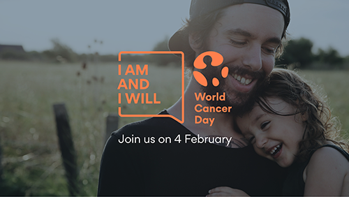 World Cancer Day Facebook Cover English