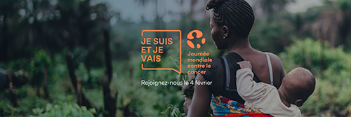World Cancer Day 2020 Twitter Covers French